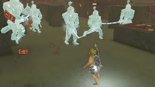 How to Kill The Entire Yiga Clan After getting Caught! - Zelda Breath of the Wild thumbnail