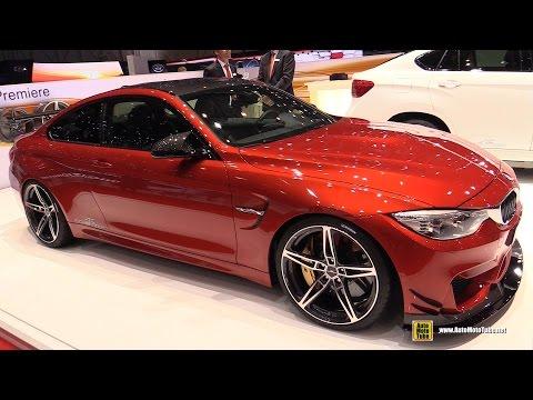 2015 BMW M4 ACS4 Sport by AC Schnitzer - Exterior and Interior Walkaround - 2015 Geneva Motor Show