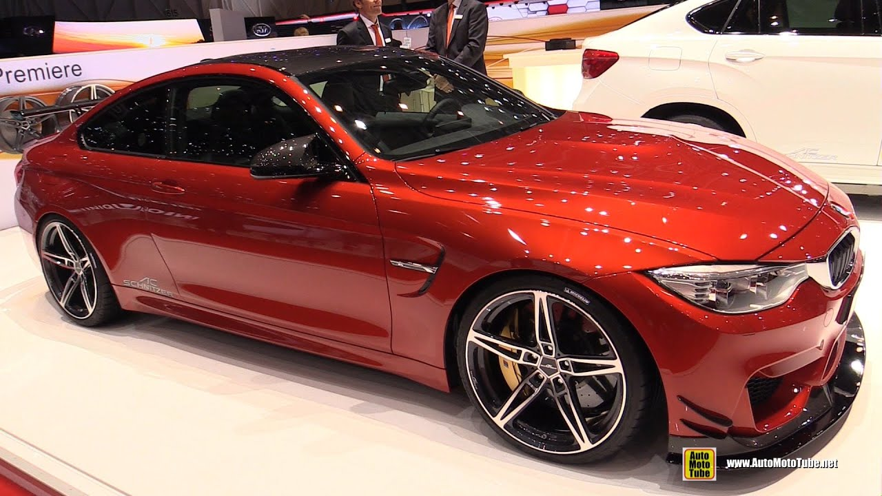 2015 Bmw M4 Acs4 Sport By Ac Schnitzer Exterior And