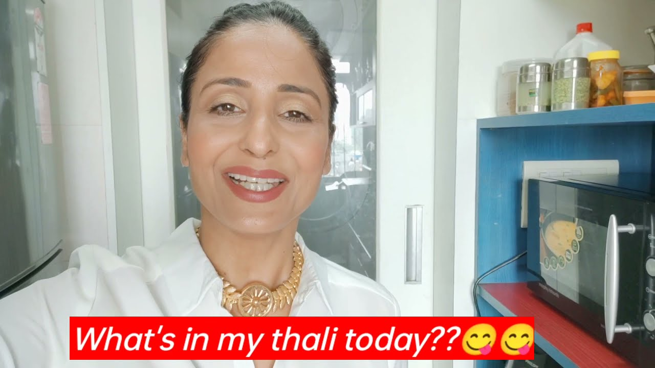 What's in my thali today?Lataa Saberwal  Home food  Nutrition Tip  Healthy eating  Healthy Lifestyle