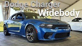 Dodge Charger SRT Hellcat Widebody 2020 - las caderas no mienten | Autocosmos Video