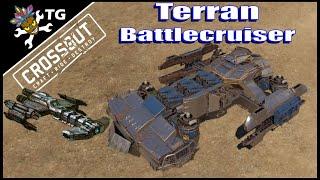Crossout - Terran Battlecruiser (StarCraft)