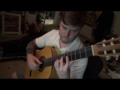 All Gummed Up Inside - Classical Guitar Cover - Adventure Time