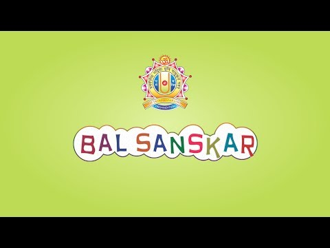 Bal Sanskar | Term 3 Class 5 | Year 2 | Swaminarayan Gurukul USA | NJ | 20th May 2018