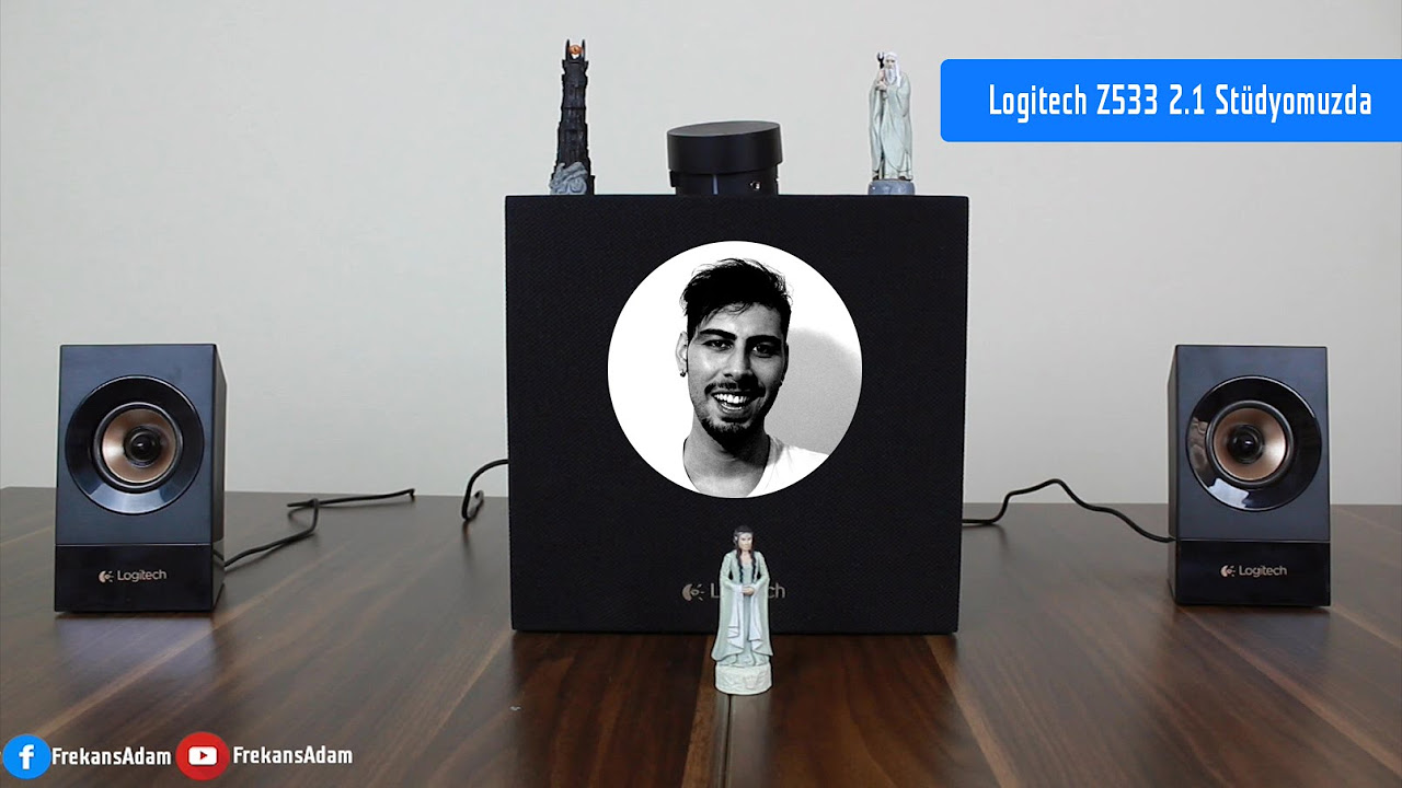Logitech Z533 inceleme - Odayı inleten ses deneyimi!