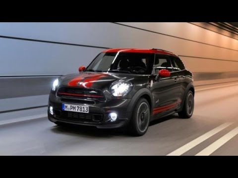 new mini car release date2017 Mini Paceman Review Rendered Price Specs Release Date  YouTube