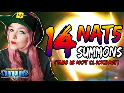 THE BEST SUMMONS EVER! | Dungeon Hunter Champions