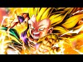 Dragon Ball Legends A VERY SOLID UNIT! EX SSJ3 GOTENKS ERUPTS WITH NONSTOP COMBOS!