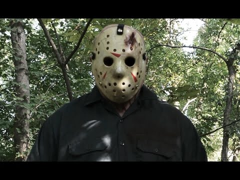 jason voorhees friday part 4 costume unboxing