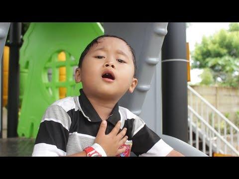 Lagu Ibu vocal Farhan cover Uyyus | lagu anak indonesia ✿ Uyyus fun video