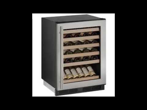 Uline Wine Refrigerator