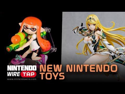 Loads of New Nintendo Toys | Nintendo Wiretap