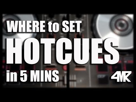 WHERE to SET HOTCUES in 5 MINUTES [DJ Tutorial #2]