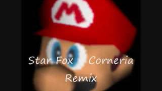 Star Fox - Corneria Remix Music Video