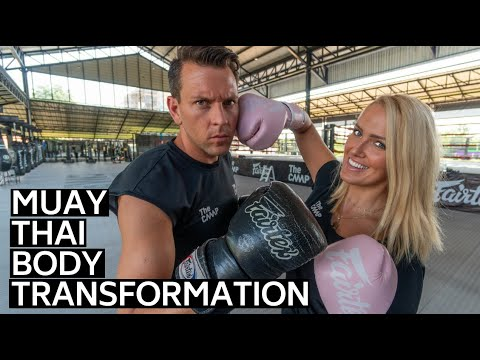 MUAY THAI TRAINING CAMP THAILAND |  6 WEEK  BODY TRANSFORMATION