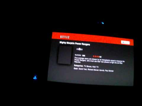 eXophase Netflix PS Vita Overview