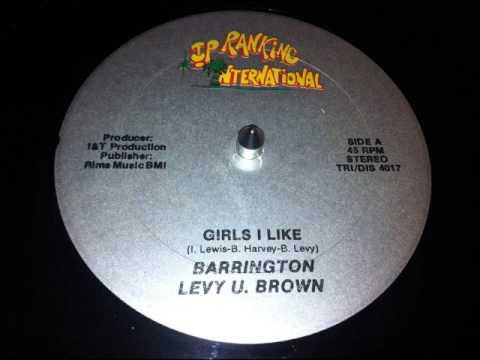 Barrington Levy - Girls I Like