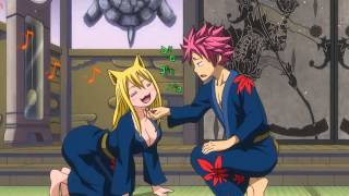 Natsu Y Lucy (Momento Gracioso/Fairy Tail OVA 4 SUB ESPAÑOL)