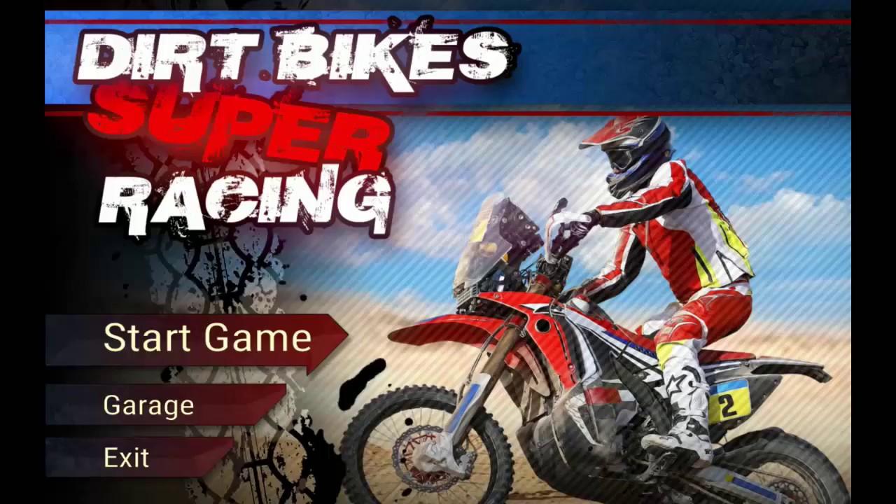 Dirt Bikes Super Racing Bike Racing Motocross Games Pc