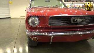 1966 Ford Mustang Convertible - #6040 - Gateway Classic Cars St. Louis