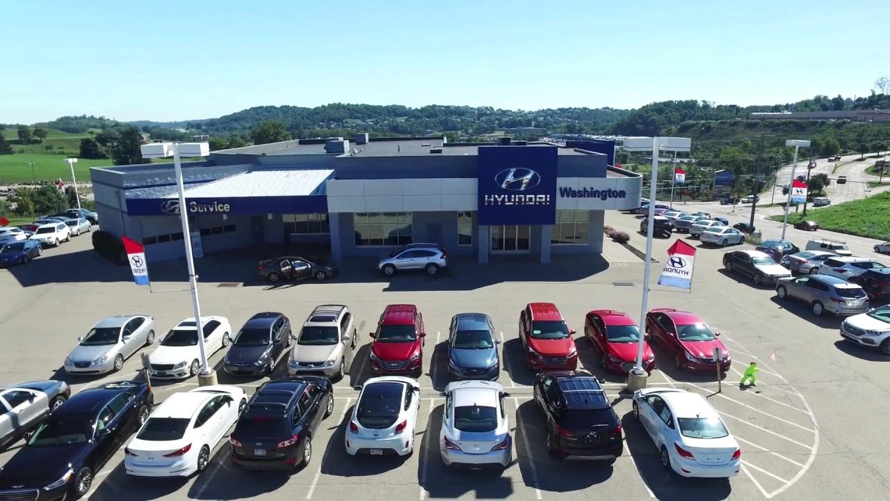 Washington Hyundai December Specials! - YouTube