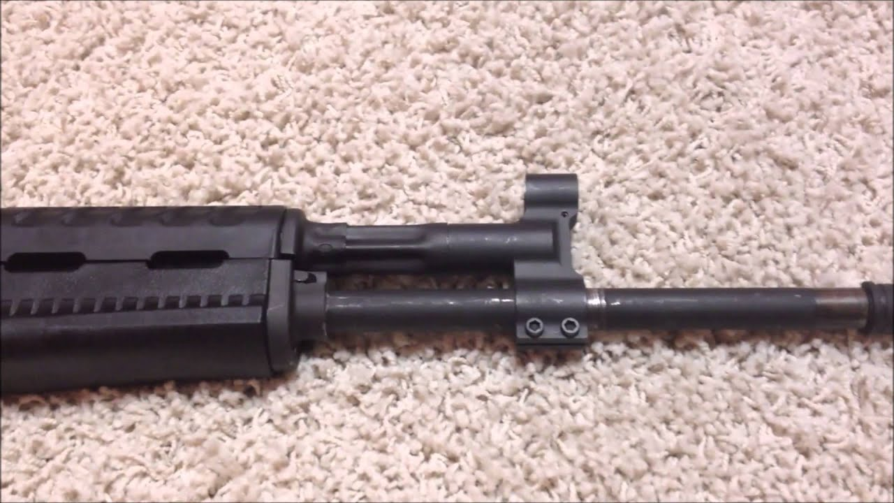 Venom Tactical AKM47 Gas Block/Front Sight Replacement