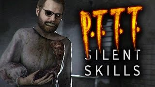 P.T.T.T. - SILENT SKILLS 💀 TTT #062 ★ Trouble in Terrorist Town