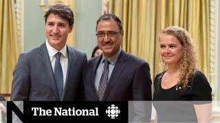 Trudeau shuffles cabinet as re-election bid begins
