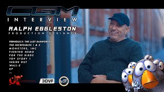 CGM Interviews - Ralph Eggleston (Pixar, Toy Story, FernGully, For The Birds)