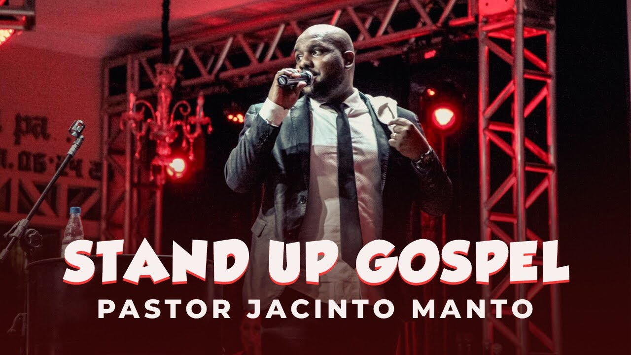 STAND UP DO PASTOR JACINTO MANTO | Tô Solto