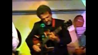 JOY SPRING-NICOLA MINGO ospite di CICCI SANTUCCI E GIANNI ODDI QUINTET AL BE-BOP JAZZ CLUB ROMA