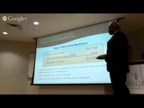 TRS New Employee & Mid Year Presentation