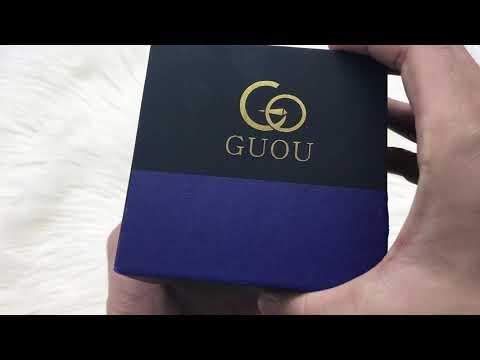 Review đồng Hồ GUOU 8161L
