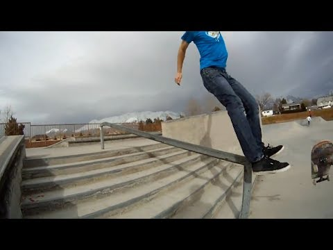 Old Skate/Snowboarding Footage from College