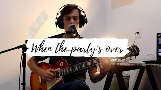 Baixar When the party's over - Billie Eilish (cover)