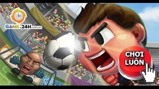 Game bong da dau to | Hướng dẫn chơi game bóng đá đầu to