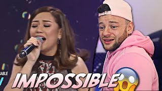 Reacting to Morissette Amon Whistle Challenge at GGV  |   THIS SHOULD BE IMPOSSIBLE...