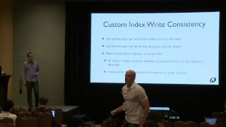 C* 2012: Cassandra in Rackspace Cloud Monitoring (Russell Haering, Rackspace)