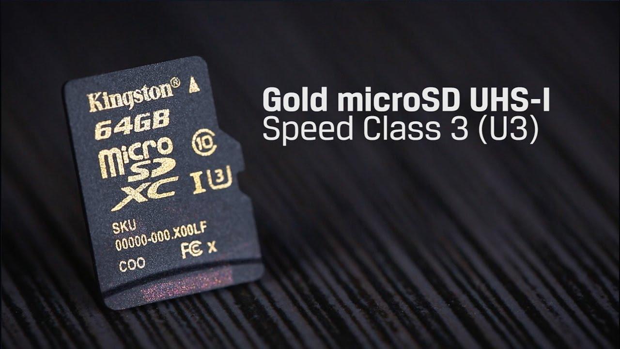 Beste Micro Sd Karte.Beste Microsd Karte Für 4k Kameras Und Drohnen Kingston Sdcg Kurzversion