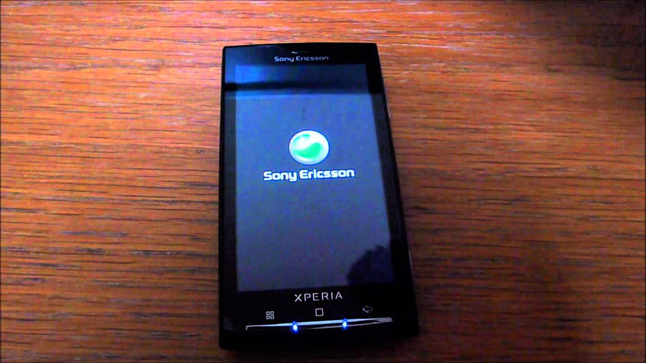 sony ericsson xperia x10 to android 4.0.3 ice cream sandwich