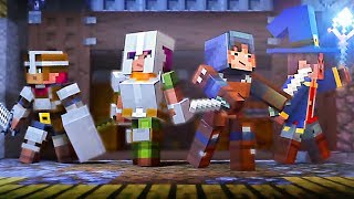 MINECRAFT DUNGEONS: Trailer (2019) PC