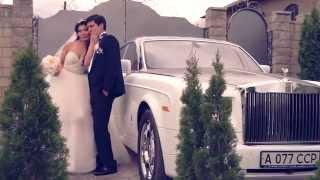 свадьба рустама и малики алматы 7 июня 2014