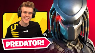 Predator Skin is Here in Fortnite *LIVE*