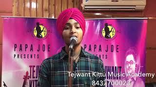 Rim jhim/ khan saab/ cover by Daljit singh TKMA