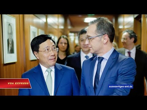 Đức muốn cải thiện quan hệ với Việt Nam sau vụ Trịnh Xuân Thanh (VOA)