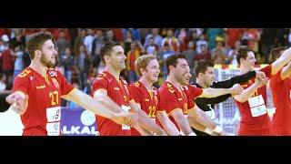 Macedonia Handball Team - EHF Euro 2018' (trailer)