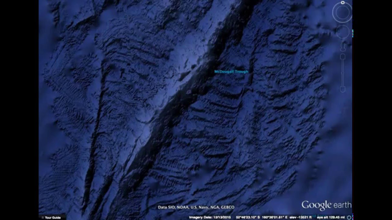 Ocean In Google Earth Global Map Update After YouTube - Google ocean