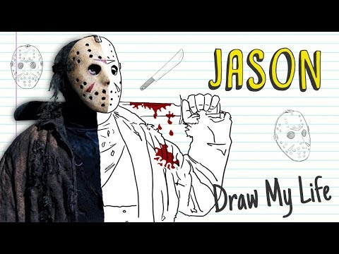 JASON VOORHEES | Draw My Life FRIDAY the 13th