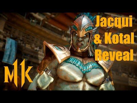 Mortal Kombat 11 - Kotal Kahn & Jacqui Briggs trailer thumbnail