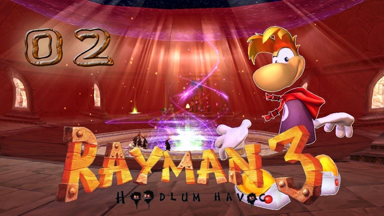 Coeur du Monde, Rayman